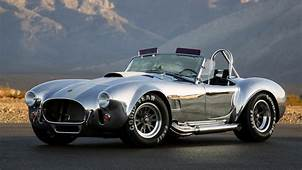 A Brief History Of The Shelby Cobra