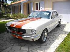 Mustang Mk1 1965 D Occasion N580 24000e Voitures De
