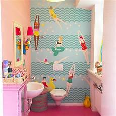 funky bathroom wallpaper ideas home decor ideas palm springs inspired wallpaper patterns bathroom wallpaper home decor