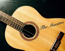 acoustic guitar decals 3 x personalised guitar name stickers vinyl text for acoustic bass custom ebay