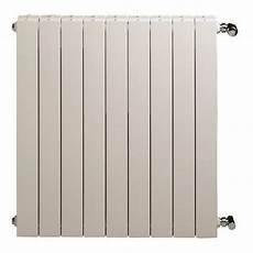 radiateur eau chaude nf