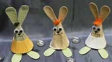 osterhasen hasen basteln tinker easter bunnies einfach