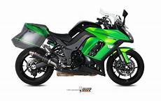 Kawasaki Z 1000 Sx 2016 Xx 2 Slip On Mivv Exhaust Gp