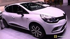 2019 Renault Clio Limited Exterior And Interior