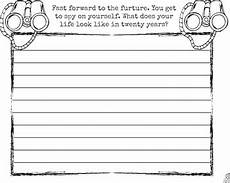 writing worksheets for 3rd grade free 22915 3rd grade beginning of the year writing activities theme editable