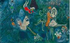 Marc Chagall Werke - the worlds of marc chagall s le cirque christie s