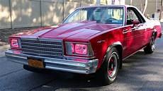 1979 chevy el camino for sale