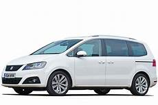 Seat Alhambra 2019 - seat alhambra mpv 2019 interior dashboard satnav carbuyer