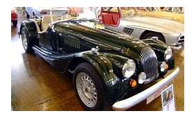 Morgan Car Models List  Complete Of All