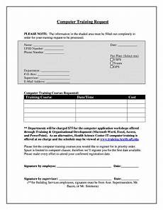 training request form fill online printable fillable blank pdffiller