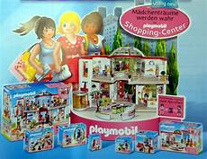Playmobil Ausmalbilder Shopping Center 5485 5491 Shopping Center Komplett Set Playmobil Neu