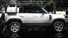 2020 land rover defender 2020 land rover defender preview redesigned icon revealed