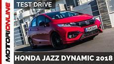 Honda Jazz Dynamic - nuova honda jazz dynamic my 2018 anteprima test drive