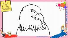 aigle dessin facile dessin aigle de comment dessiner un aigle de