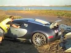 bugatti veyron lake crash