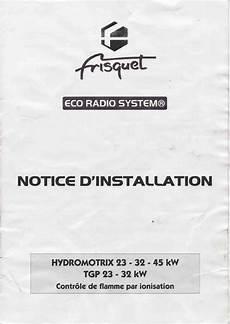 chaudière à condensation gaz prix notice frisquet hydromotrix 23 kw chaudi 232 re trouver une