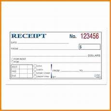 7 how to make a receipt book restaurant receipt