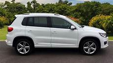 Used Volkswagen Tiguan 2 0 Tdi Bluemotion Tech R Line