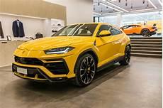 Lamborghini Urus Premi 232 Res Impressions 224 Bord Du Suv
