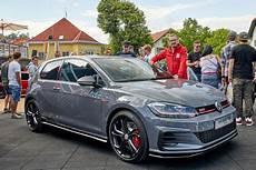 golf 7 gti tcr vw golf 7 gti tcr concept 2018 marktstart motor test