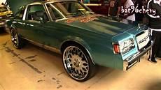 teal 1981 buick regal on 24 quot forgiatos 1080p hd