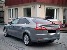 ford mondeo mk4 ford mondeo 4 mk4 hatchback liftback rear boot spoiler