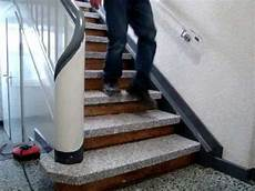 treppe vor und nach quot zeitrobusten quot renovierung