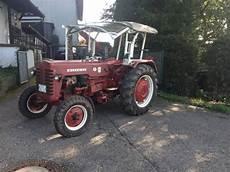 verkaufe oldtimer mc cormick d 432