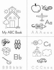 my abc book sheet 1 alphabet coloring books preschool rules