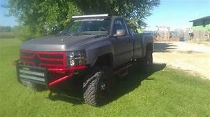 Buy Used Chevy Silverado 2500hd Lifted Pre Runner Monster