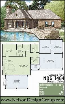 garage pool house plans garages poolhouse pool houses homes houseplans