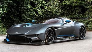 Peek Inside Aston Martin's Totally Bonkers $23M Hypercar