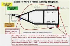 utility trailer wiring diagram harbor freight haul master four way trailer wiring diagram