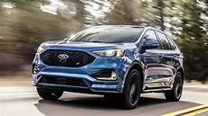 ford edge versions neue version des ford edge in den usa