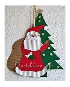 basteln mit kindern weihnachtsbasteln fensterbild