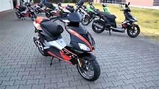aprilia sr 50 r 11 roller scooter schwarz 2011