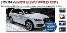 voitures pas chères prix des voitures d occasion en suisse voiture d occasion