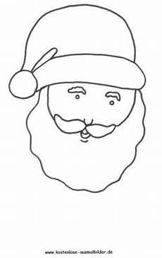 malvorlagen ausmalbilder nikolaus weihnachten
