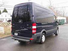 Sell Used 2011 Mercedes Benz Sprinter 2500 High Roof