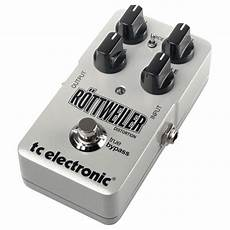 tc electronic rottweiler metal distortion at gear4music