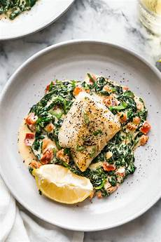 fish florentine the best fish recipe skinnytaste