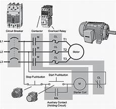 motor starter wiring diagram electrical circuit diagram electrical troubleshooting