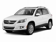 2010 Volkswagen Tiguan Values Nadaguides