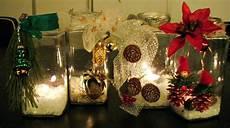 wie dekoriere ich weihnachtlich geschm 252 cktes windlicht frag mutti