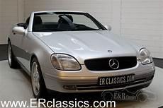 mercedes slk 200 cabrio mercedes slk 200 cabriolet 1998 for sale at erclassics