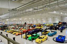 You Need To Be Invited Visit America's Muscle Car Museum