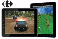 tablette tactile pas cher carrefour touch tablet deux