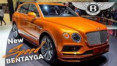 2020 bentley bentayga speed new review w12 fastest suv