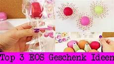 Kreatives Geschenk Für Beste Freundin - eos lipbalm als geschenk 3 s 252 223 e ideen tolle ideen f 252 r
