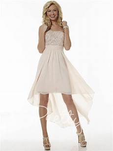 wu 22611 high low bridesmaid dress novelty